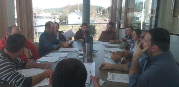 Comissões Permanentes recebem representantes do Executivo Municipal
