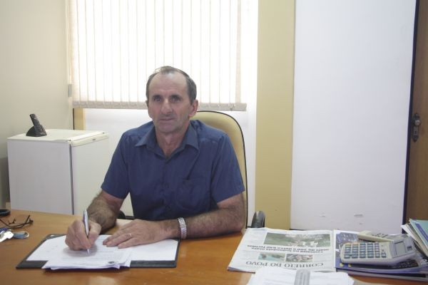 Frighetto assume o Executivo