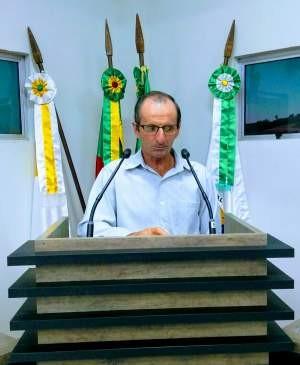 Frighetto reassume presidência da Câmara em Pinhal
