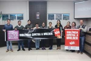 Grupo de trabalho define ações no combate a violência contra a mulher