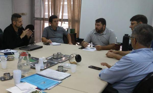Presidente do Legislativo Municipal cumpre agenda na Capital do Estado